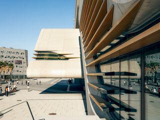 Pierres Vives Jan Rottler Fotografie Moderne Bürogebäude
