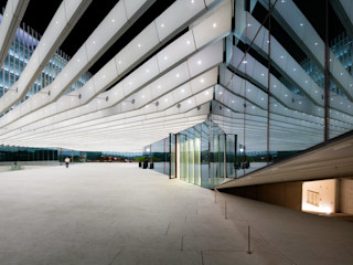 EDP headquarters Jan Rottler Fotografie Moderne Bürogebäude