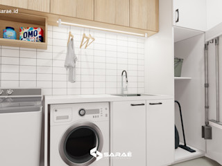 SARAÈ Interior Design BathroomStorage