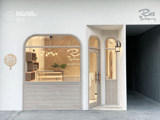 築本國際設計有限公司 Offices & stores