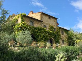 Una Leopoldina in Chianti Studio Architetto Pontello Casa di campagna