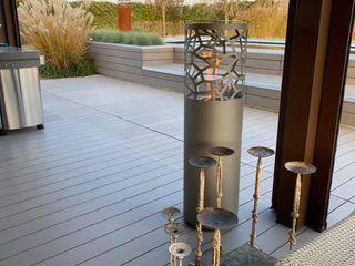 COSTRUZIONI MECCANICHE PATERNO SRL Modern commercial spaces Iron/Steel