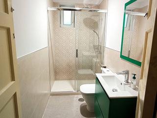 Kouch & Boulé 現代浴室設計點子、靈感&圖片