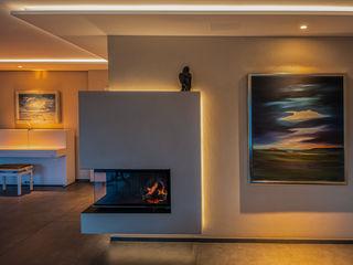 Moreno Licht mit Effekt - Lichtplaner Salon original Beige