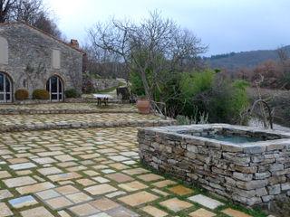 Un colonica in Chianti Studio Architetto Pontello Casa rurale Arenaria