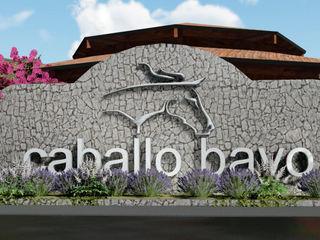RESTAURANTE CABALLO BAYO Arqcubo Arquitectos