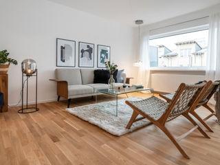 Cornelia Augustin Home Staging 스칸디나비아 거실