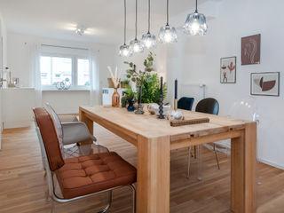 Cornelia Augustin Home Staging 스칸디나비아 다이닝 룸