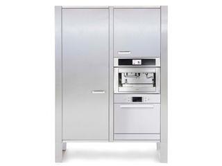 Lgtek cucine in acciaio inox CocinaEncimeras Metal