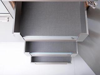 Lgtek cucine in acciaio inox CocinaAlmacenamiento y despensa Metal