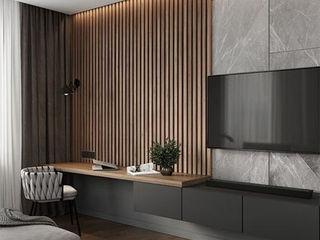 mirat.pl WohnzimmerAccessoires und Dekoration Holz Mehrfarbig