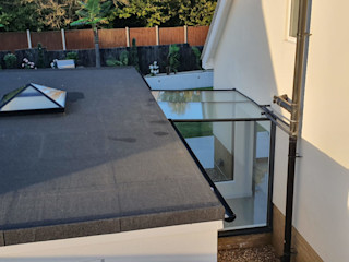 Brentwood Winter 20/21 Glass Structures Limited Басейн