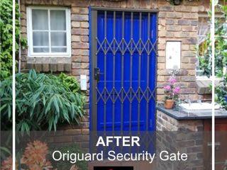 Practical & User-Friendly Retractable Security Gates For Your Home Origin Aluminium (Pty) Ltd