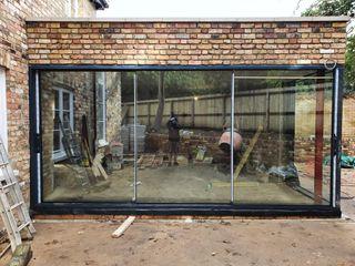 Francis Place Glass Structures Limited Зимний сад в стиле модерн