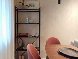 viemme61 غرفة المعيشةخزانات و أدراج جانبية Black