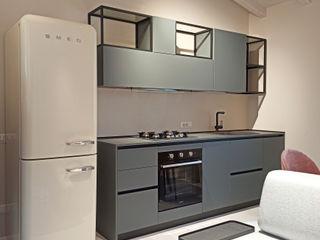 viemme61 مطبخ مغاسل وصنابيرالماء Grey