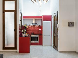 MANUEL TORRES DESIGN Small kitchens