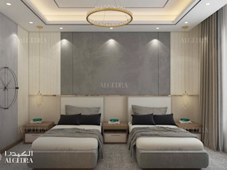 Algedra Interior Design 青少年房