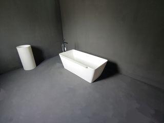 SURFACED 창조 BathroomBathtubs & showers Stone White