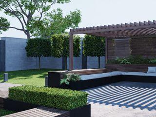 Студия дизайна ROMANIUK DESIGN Minimalistische huizen