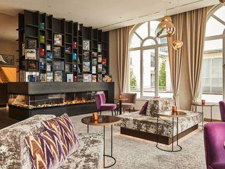 Luisa Olgiati Hoteles de estilo moderno