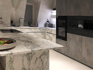 Luisa Olgiati Cocinas de estilo moderno