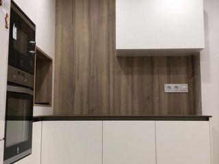 Reforma integral de cocina y galería en Valencia Studeco World SL Cocinas integrales