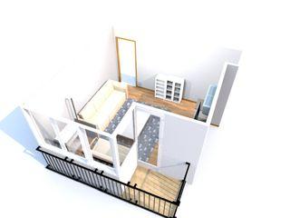 DwP13 | Diseño | Planos e Infografías | Web 餐廳 複合木地板 Multicolored