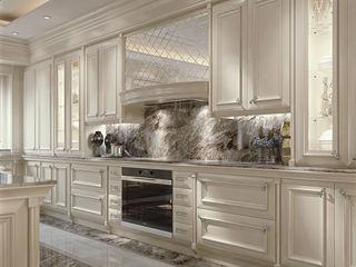 Cucina Marmolà - Brummel Brummel Cucina attrezzata Legno Bianco