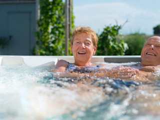 Fisher Spas Plug & Play Whirlpools SPA Deluxe GmbH - Whirlpools in Senden Whirlpools