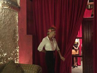 Reforma de Restaurante SpeakEasy Studeco World SL Salones de estilo clásico