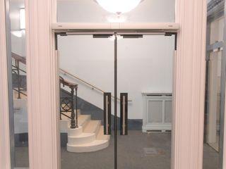 Automatic Glass Doors Ion Glass Minimalist hotels Glass