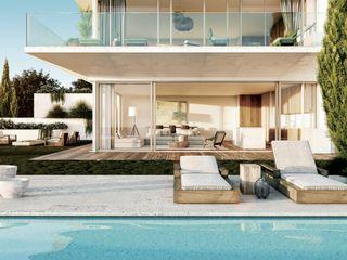 Propriété Générale International Real Estate 禪風庭院