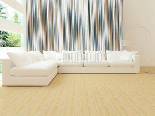Moderne Tapeten Mowade Wände & BodenTapeten Türkis
