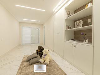 MoronCavallete - soluções em arquitetura Спальня в стиле минимализм