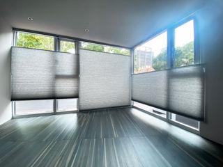 將陽光最美的時刻收藏起來|蜂巢簾 MSBT 幔室布緹 窗戶 Grey