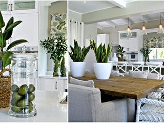 Joseph Avnon Interiors Cucina in stile classico