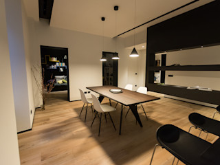 Fabio Valente Studio di architettura e urbanistica Built-in kitchens