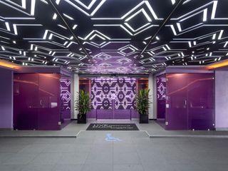MANUEL TORRES DESIGN Hotels Purple/Violet