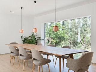 ÁBATON Arquitectura Mediterranean style dining room