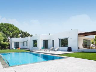ÁBATON Arquitectura Front yard