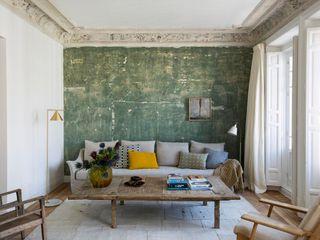 ÁBATON Arquitectura Modern living room