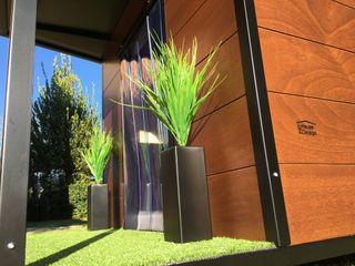 Cucce di design studiate per resistere a morsi, urti e graffi Pet House Design® Giardino roccioso Legno Marrone
