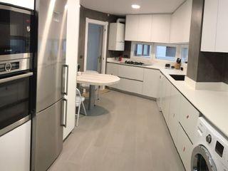 Reforma de cocina en Valencia Gomez-Ferrer arquitectos Cocinas de estilo moderno