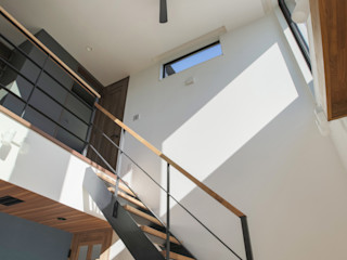 ナイトウタカシ建築設計事務所 Living room White