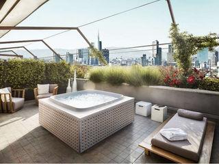 Outdoor-Living Trends 2021 SPA Deluxe GmbH - Whirlpools in Senden Moderner Garten