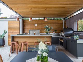 Decorar una veranda Alfa Forni JardínAccesorios y decoración