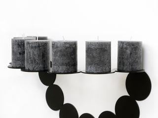 Dutch Duo Design Living roomAccessories & decoration Iron/Steel Black