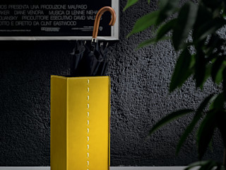 Limac Design Living roomAccessories & decoration Leather Yellow