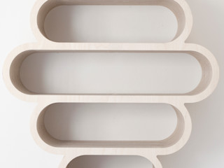 Dutch Duo Design Corridor, hallway & stairs Clothes hooks & stands Wood Wood effect